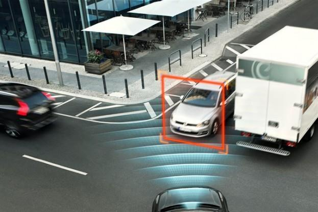 Intersection Auto Braking