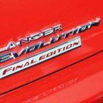 Mitsubishi Lancer Evolution Final Edition 2015 photo