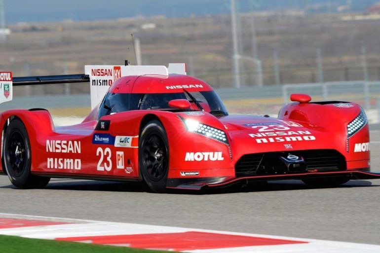 Why The Nissan GT-R LM NISMO is FWD 20