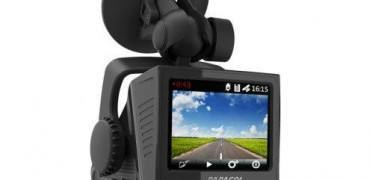 PapaGo P3 Dash Camera #1