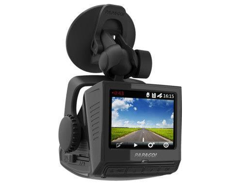 PapaGo P3 Dash Camera #1