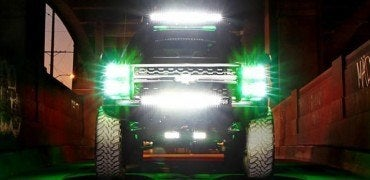 Zombie Car Lights