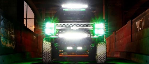 Zombie Car Lights