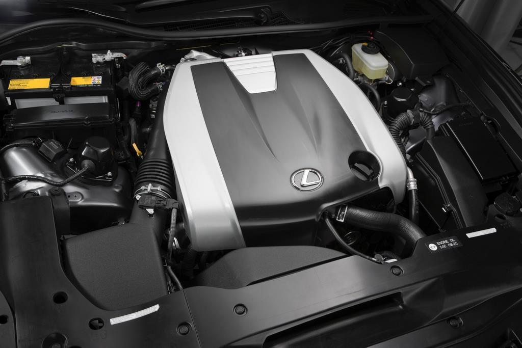 2014 Lexus GS 350 F SPORT Engine1