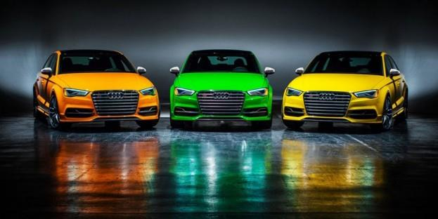 2015 Audi S3 Exclusives