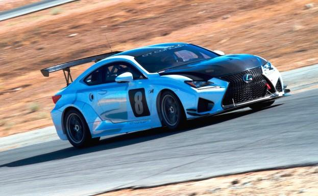 2015 Lexus PikesPeak Int Hill Climb
