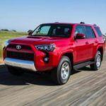 2015 Toyota 4Runner Trail drive