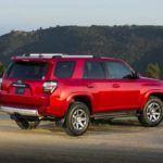 2015 Toyota 4Runner Trail side