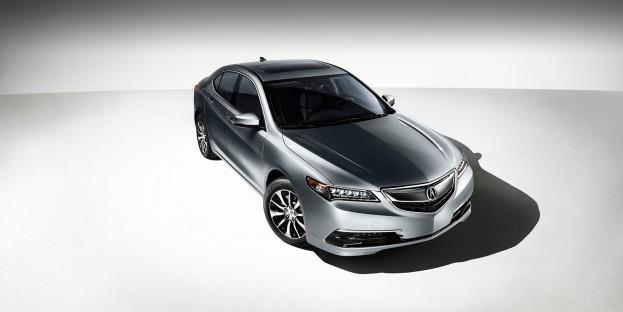 2015 Acura TLX 3.5 V-6 9-AT P-AWS with Advance Package