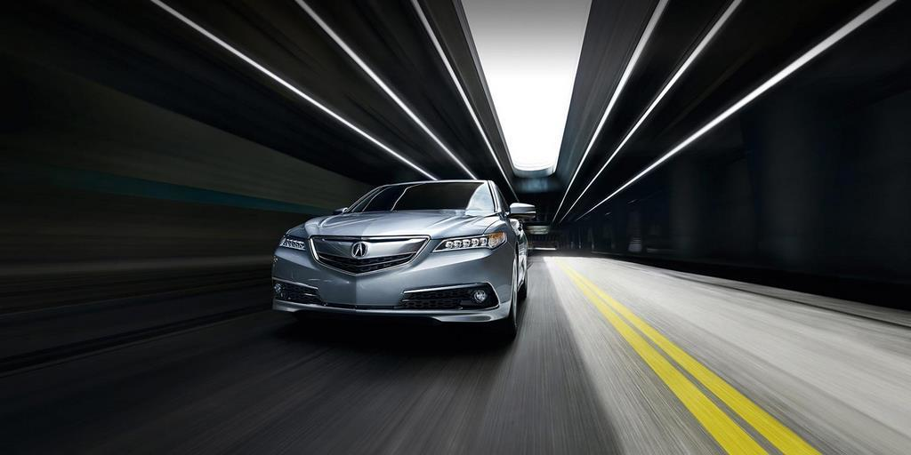 2015 tlx exterior in slate siver metallic with accessory led fog lights open tunnel 11