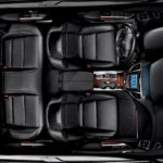 2015 tlx interior v 6 with advance package and ebony interior buck overhead