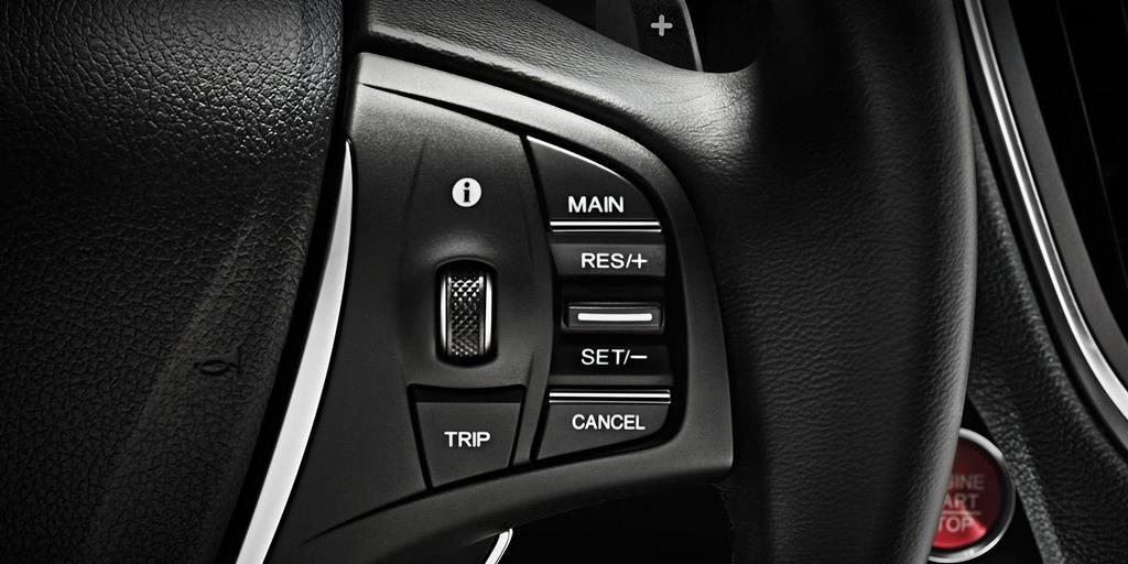 2015 tlx interior v 6 with advance package and ebony interior right sw controls