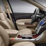 2015 tlx interior v 6 with technology package and parchment interior color selector