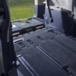 2015 Toyota Sienna LTD open cabin