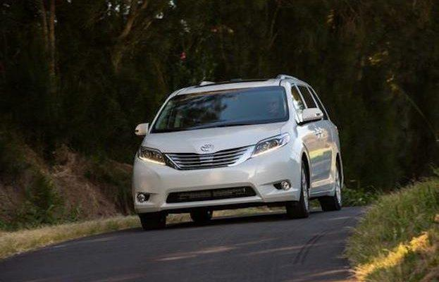 2015 toyota sienna limited awd review. Black Bedroom Furniture Sets. Home Design Ideas