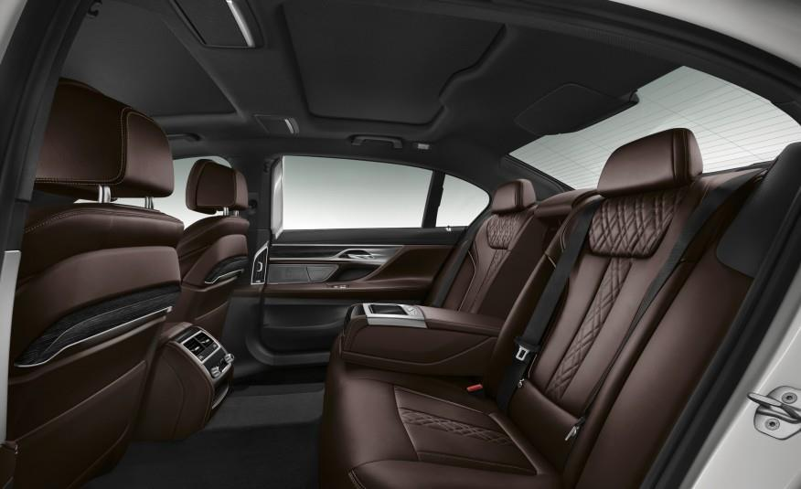 2016 BMW 7 Series Interior