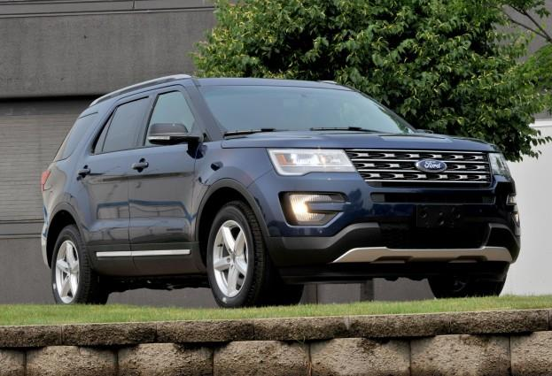 2016 FORD BLUE EXPLORER_CHICAGO ASSEMBLY