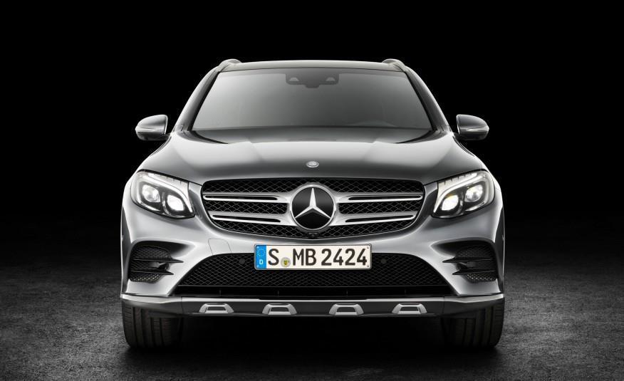 2016 Mercedes Benz GLC350e 4MATIC Euro spec 1161