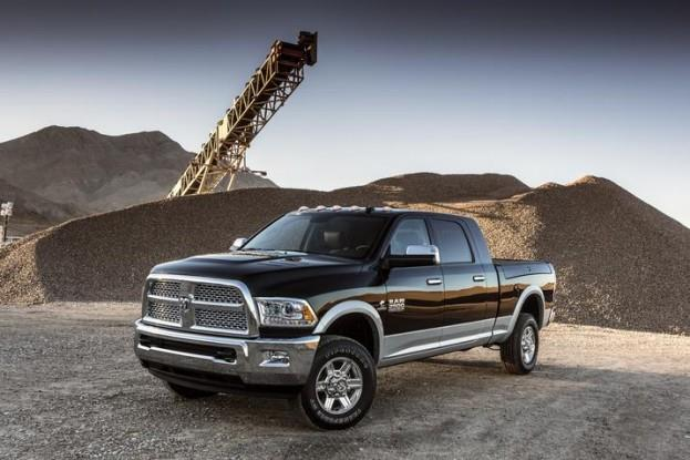 2016 Ram Heavy Duty Job Site