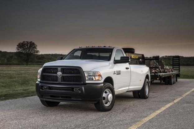 2016 Ram Heavy Duty Tows Equipment