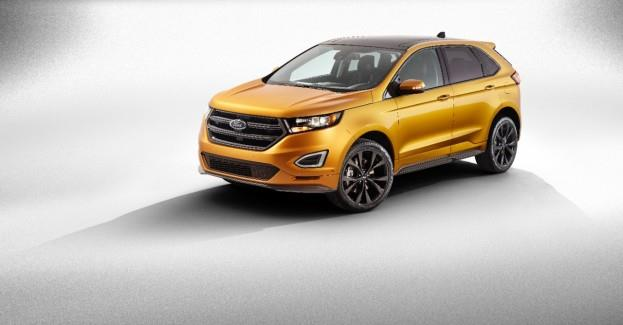 image of Ford Edge