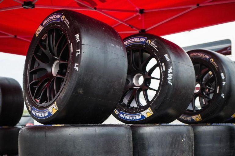 Michelin NISMO Racing Tires