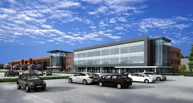 Toyota Expands Michigan Technical Center