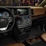 Toyota Sienna Interior 1