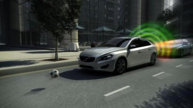 Volvo V40 City Safety