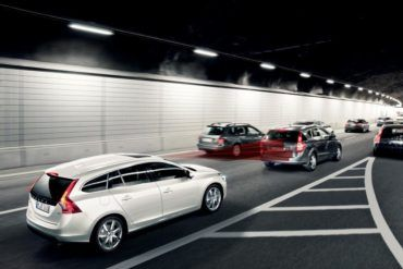 Volvo V60 City Safety