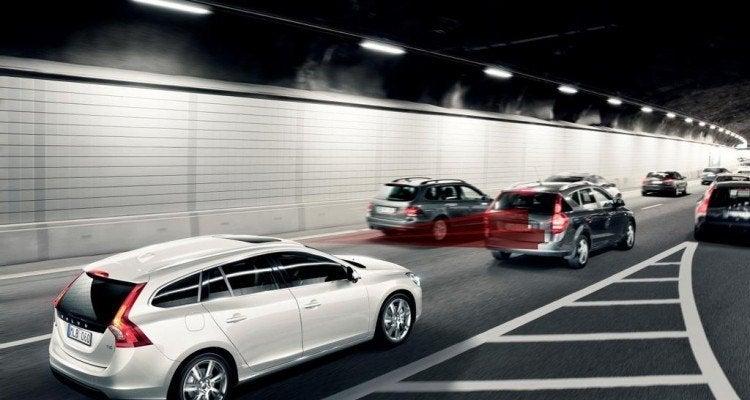 Volvo V60 City Safety