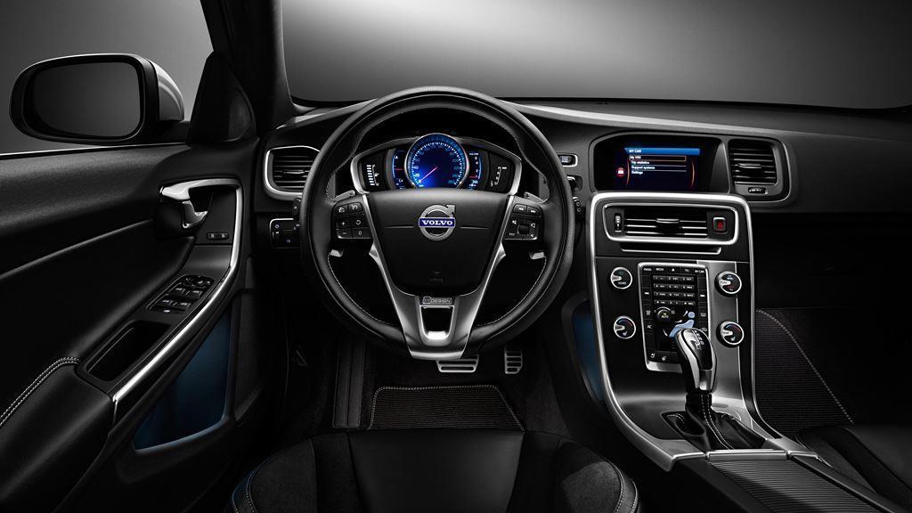 Volvo V60 Driver