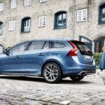 Volvo V60 Drivers Side