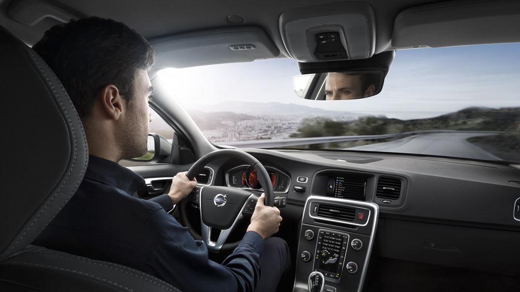 Volvo V60 Driving Dynamics