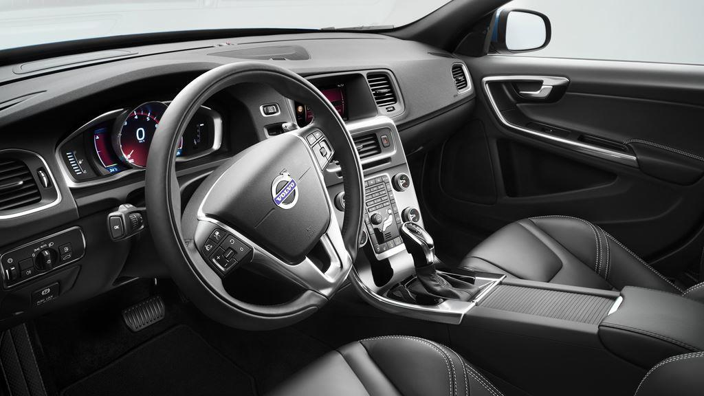Volvo V60 Steering Wheel