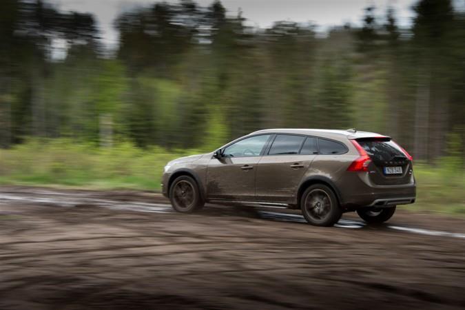 Volvo V60 dirt