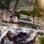 Volvo V60 trail