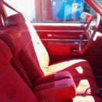 1984 Chevy Caprice Classic Interior