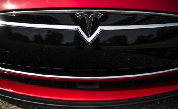 2015 Tesla Model S Grille
