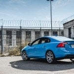 First Look: 2016 Volvo V60 and S60 Polestar 22