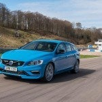 First Look: 2016 Volvo V60 and S60 Polestar 23