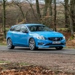First Look: 2016 Volvo V60 and S60 Polestar 24