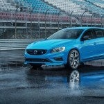 First Look: 2016 Volvo V60 and S60 Polestar 16