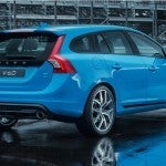 First Look: 2016 Volvo V60 and S60 Polestar 25