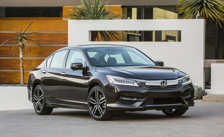 2016 Honda Accord sedan 101