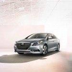 2016 Hyundai Sonata Hybrid far