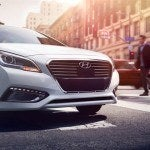 2016 Hyundai Sonata Hybrid front