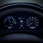 2016 Hyundai Sonata Hybrid instrument cluster