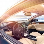 2016 Hyundai Sonata Hybrid interior out window