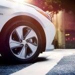 2016 Hyundai Sonata Hybrid wheel